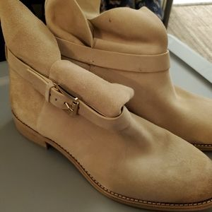 Michael Kors Floppy Ankle Boots size 7.5